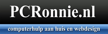 PC Ronnie logo